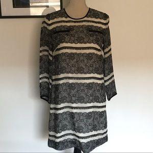 J crew  collection silk dress